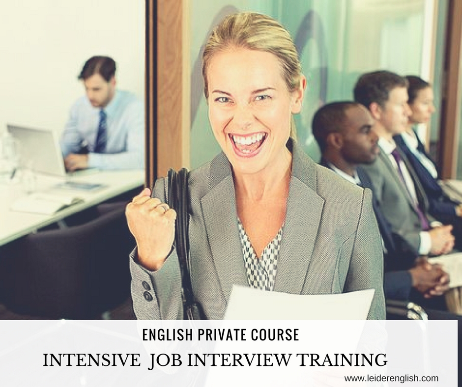 English Private Job Interview in Utrecht